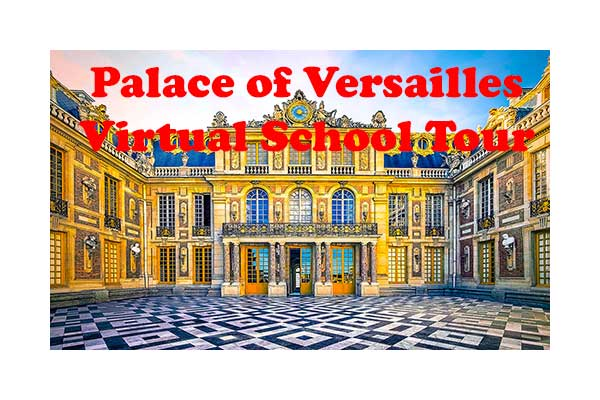 Versailles Virtual Tour