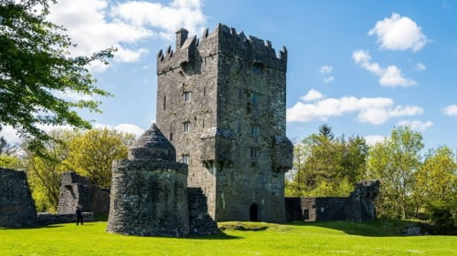 Aughnanure Castle Featured Photo