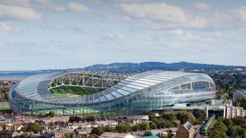 Aviva Stadium Featured Photo