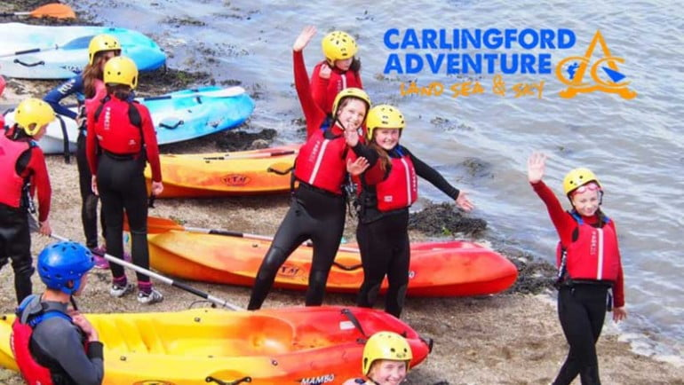 Carlingford Adventure Featured Photo | Cliste!