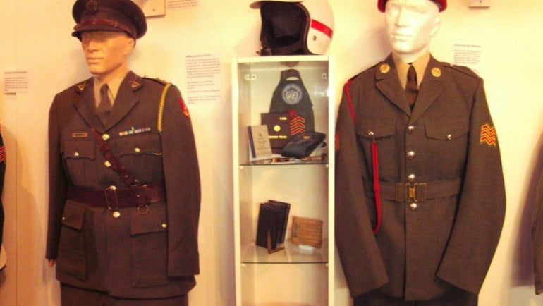Carlow Military Museum Featured Photo | Cliste!