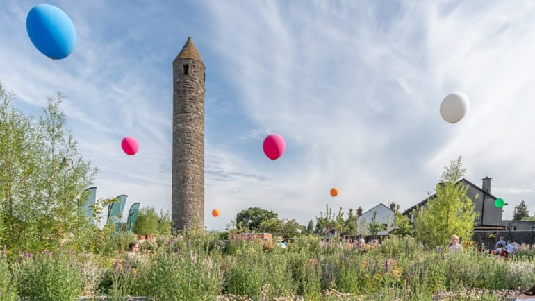 Clondalkin Round Tower Featured Photo | Cliste!