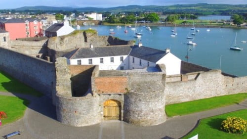 Dungarvan Castle Featured Photo