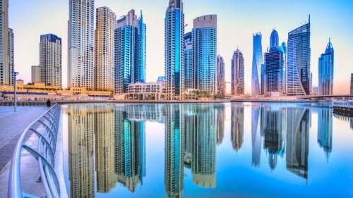 Explore Dubai with Gomez Featured Photo