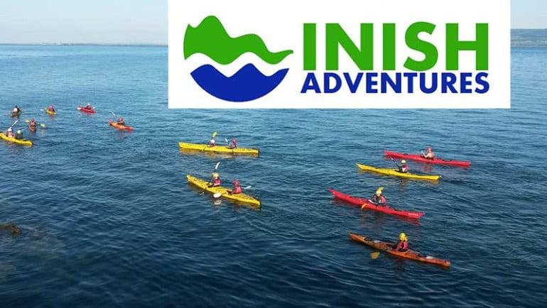 Inish Adventures Featured Photo | Cliste!