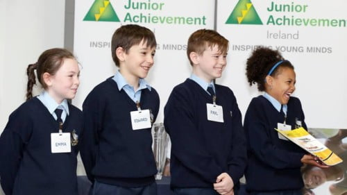 Junior Achievement Featured Photo