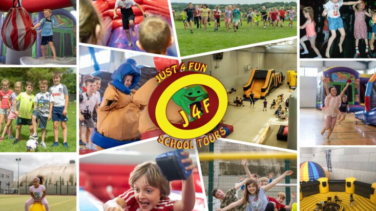 Just 4 Fun Kids Camp Featured Photo | Cliste!