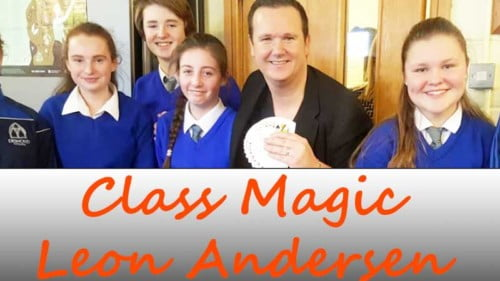 Leon Andersen Magician Featured Photo