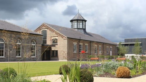 Richmond Barracks Featured Photo