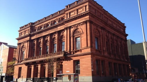 Belfast Central Library Featured Photo