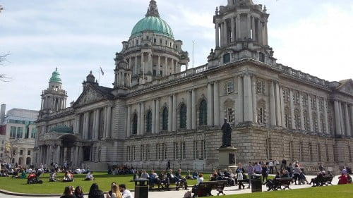 Belfast City Hall Featured Photo