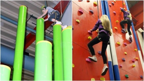 Clip 'n Climb Dundonald Featured Photo
