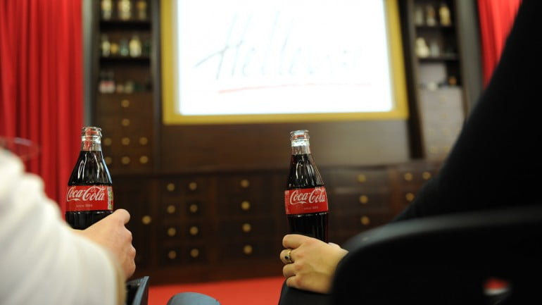 Coca-Cola HBC Visitor Experience Featured Photo | Cliste!