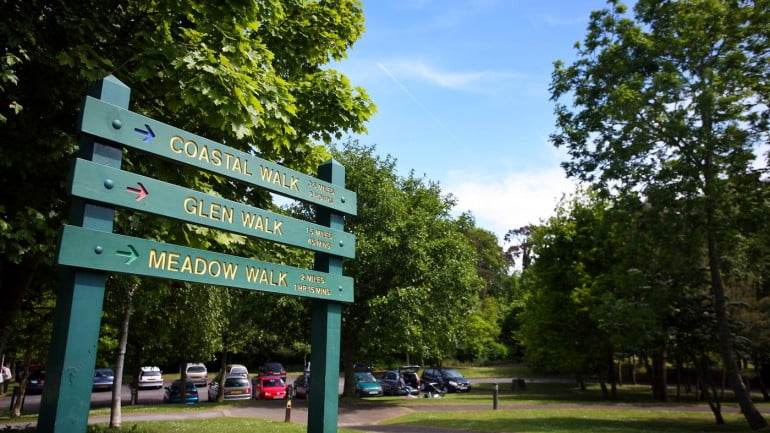 Crawfordsburn Country Park Featured Photo | Cliste!