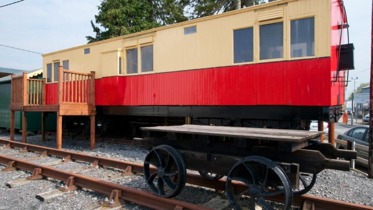 Donegal Railway Heritage Centre Featured Photo | Cliste!