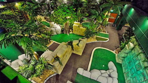 The Lost City Adventure Golf Featured Photo