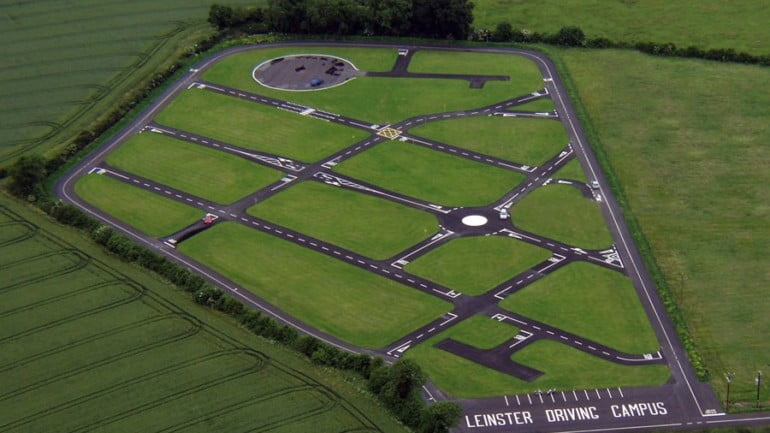 Leinster Driving Campus Featured Photo | Cliste!