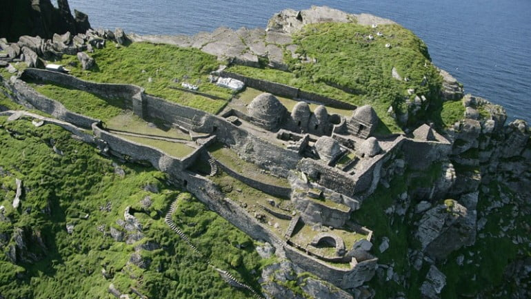 Skellig Michael Featured Photo | Cliste!