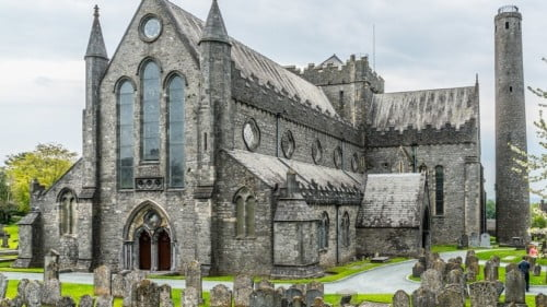 St. Canice's Cathedral Featured Photo