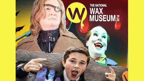 The National Wax Museum Featured Photo