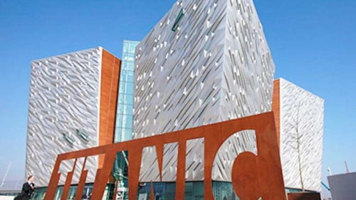 Titanic Belfast Featured Photo