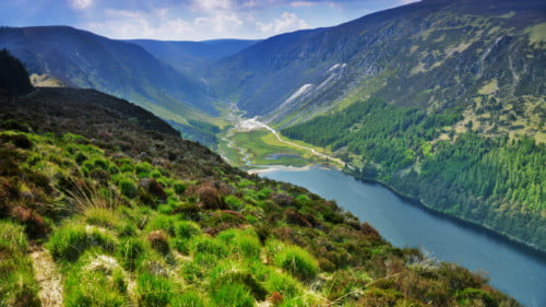 Wicklow Mountains National Park Featured Photo